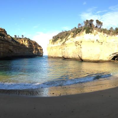 Cove in Australia