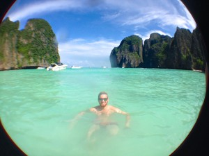 Visiting the Phi Phi Islands