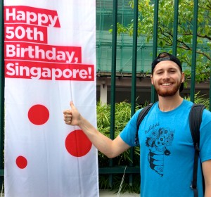 Visiting Singapore's Before SG50
