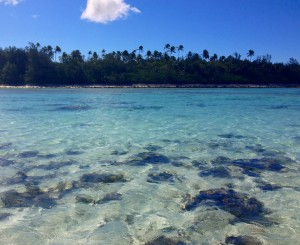Exploring Oneroa, Rarotonga