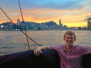 Sunset Boat-Cruise of Hong Kong