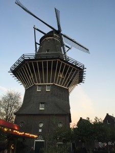 A windmill brewery that I never actually went inside, but it was still cool.