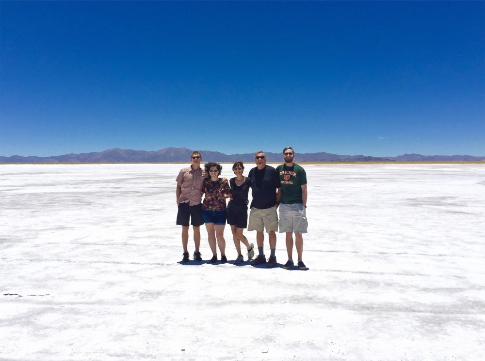 Family on Salt Falt (1)