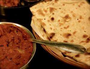 Curry in Malaysia, yummmm.