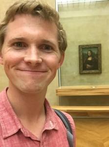 Me and my girl Mona.
