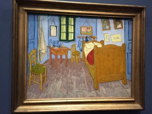A throwback to the Van Gough Museum in Amsterdam. But this one is found in the Musée d'Orsay.